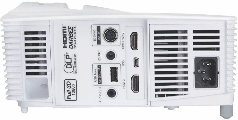 Optoma GT1080 Darbee