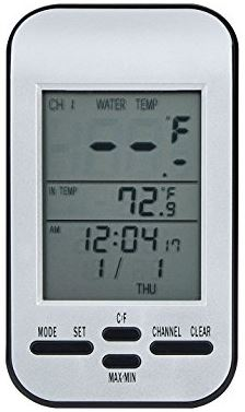 Yowosmart Professional Wireless Pool Thermometer