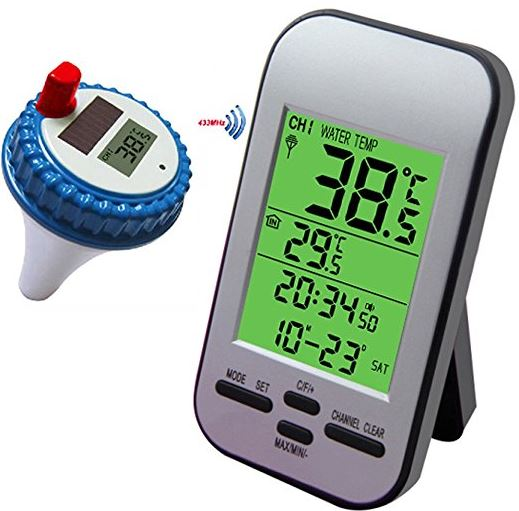 Yowosmart Professional Wireless Pool Thermometer