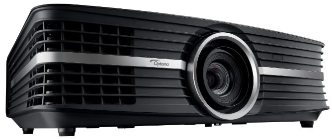 Optoma UHD65 4K Ultra High Definition Home Theater Projector