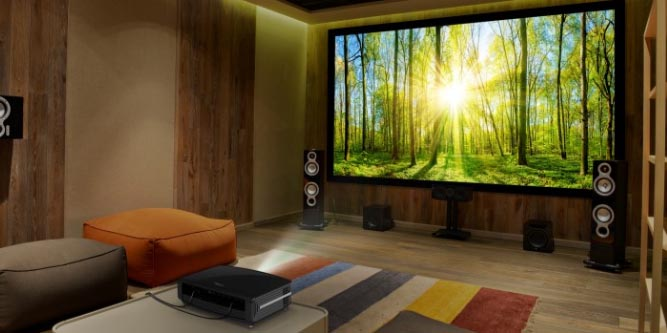 Optoma uhd65 4k ultra high definition home theater for Interior design 4k images