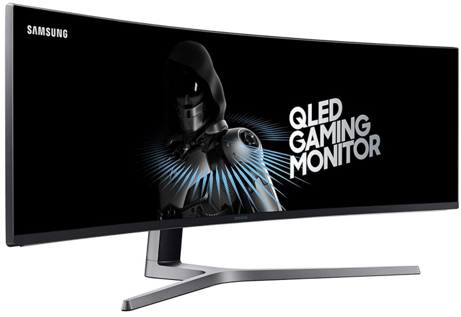 Samsung CHG90 49-Inch QLED Monitor