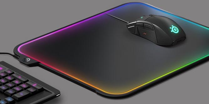 0444cde20c6 SteelSeries QcK Prism RGB Mousepad Review - Nerd Techy