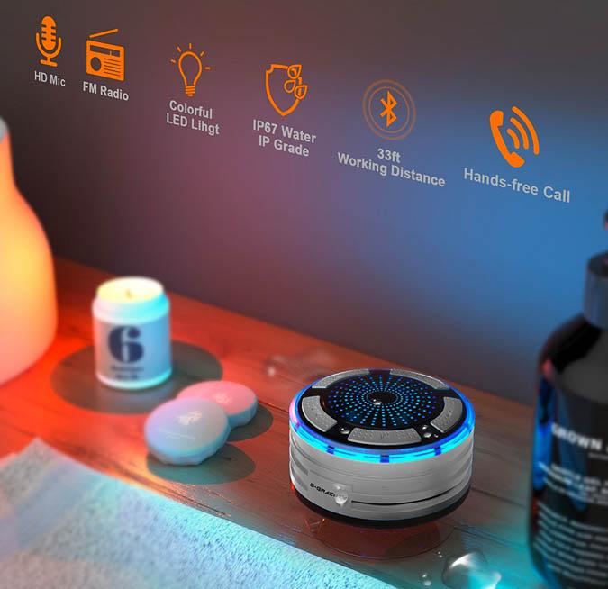 Gracety Bluetooth Speaker