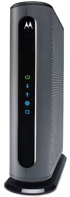 Review of the motorola mb8600 ultra fast docsis 31 cable modem motorola mb8600 sciox Images