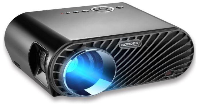 GooDee Movie Projector