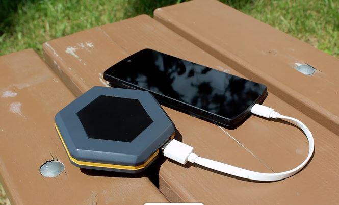 Sonnet Off Grid Communication Device