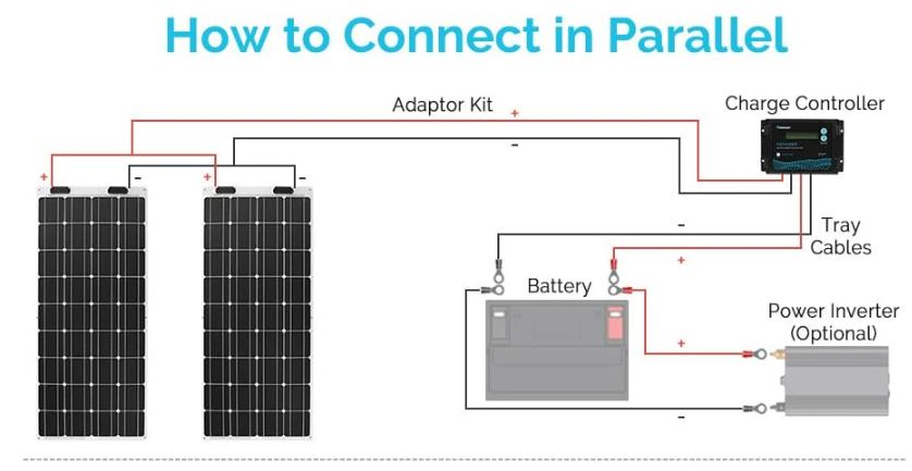 connect-solar-panels-in-parallel