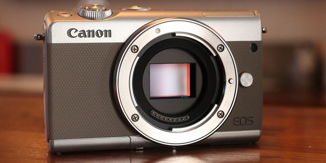Canon Eos M100 Mirrorless Camera Review Nerd Techy