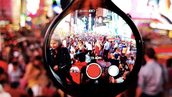 FrontRow Wearable Lifestyle Camera