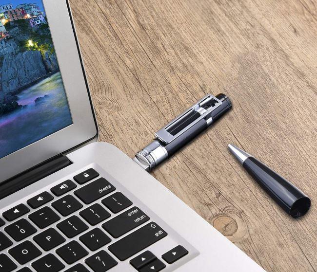 Goospy Hidden Camera Spy Camera Pen