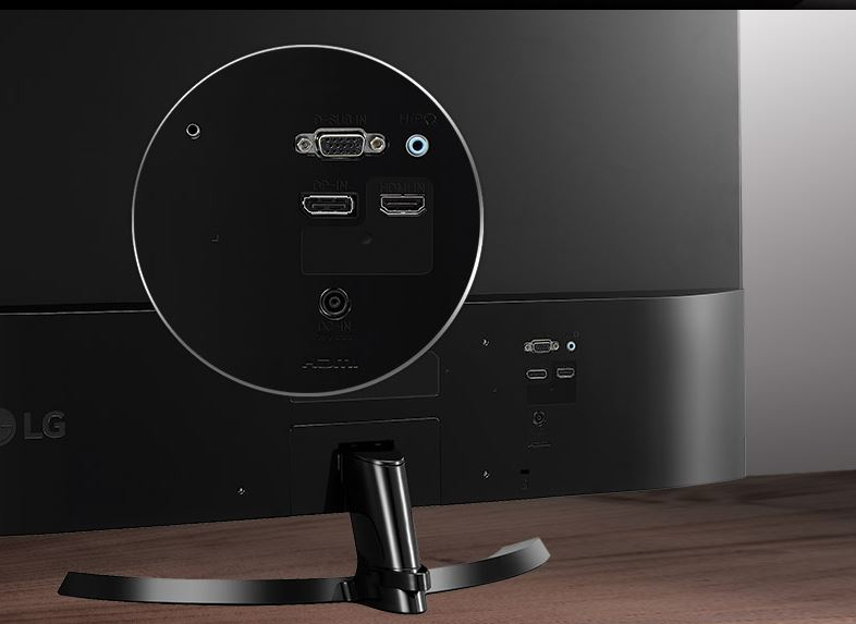 LG 32MA70HY-P 32-Inch Full HD IPS Monitor