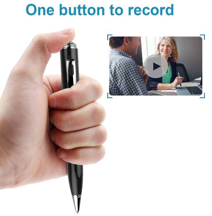 Portocam POT21 Spy Pen Camera Recorder