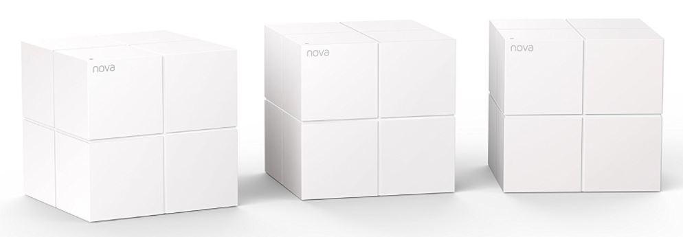 Tenda MW6 Nova Wave 2 Whole Home Wi-Fi System