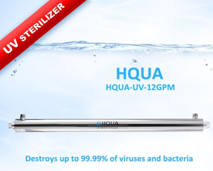 HQUA Ultraviolet Water Purifier