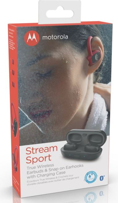 Motorola Stream Sport
