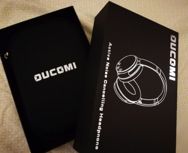 OUCOMI Bluetooth Headphones
