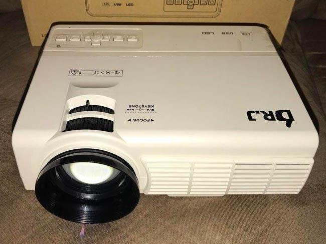 THZY DRJ Mini Projector