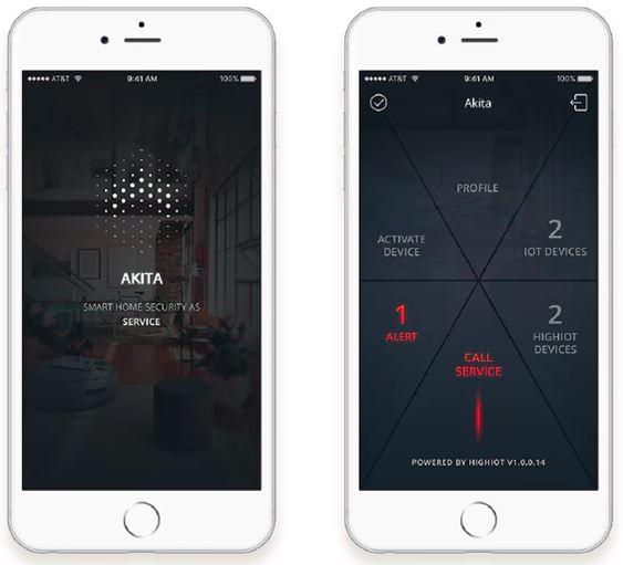 AKITA Instant Privacy for Smart Homes