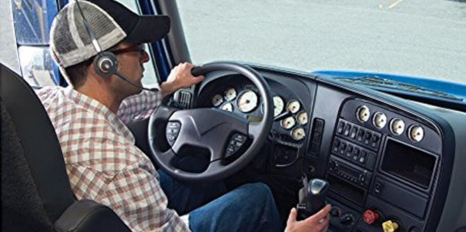 Review Of The 3 Best Bluetooth Headsets For Truck Drivers In 2020