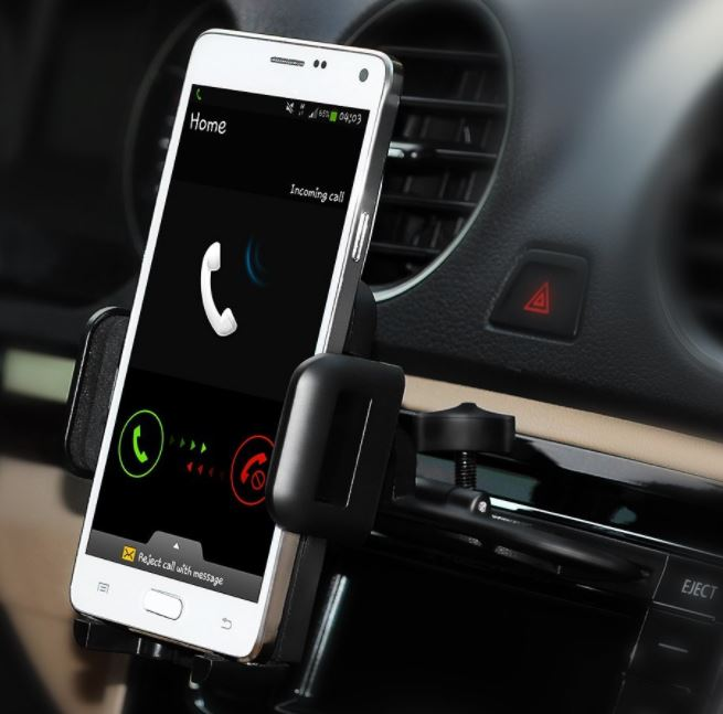 Mpow Car Phone Mount CD Slot Car Phone Holder