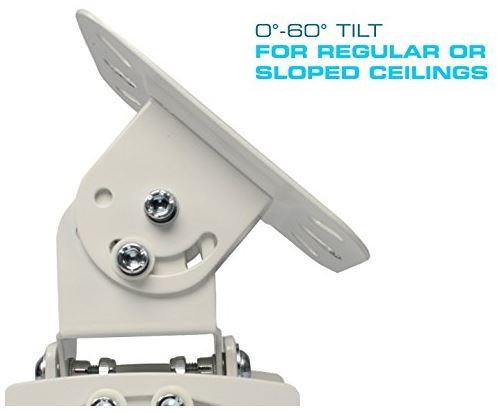 QualGear PRB-717 Universal Ceiling Mount