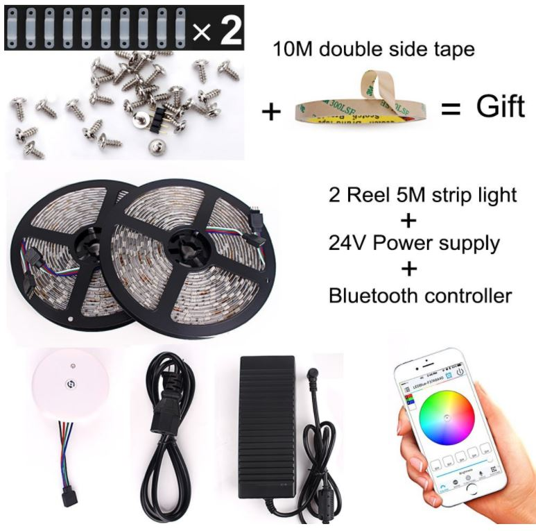 Solarphy RGB LED Strip