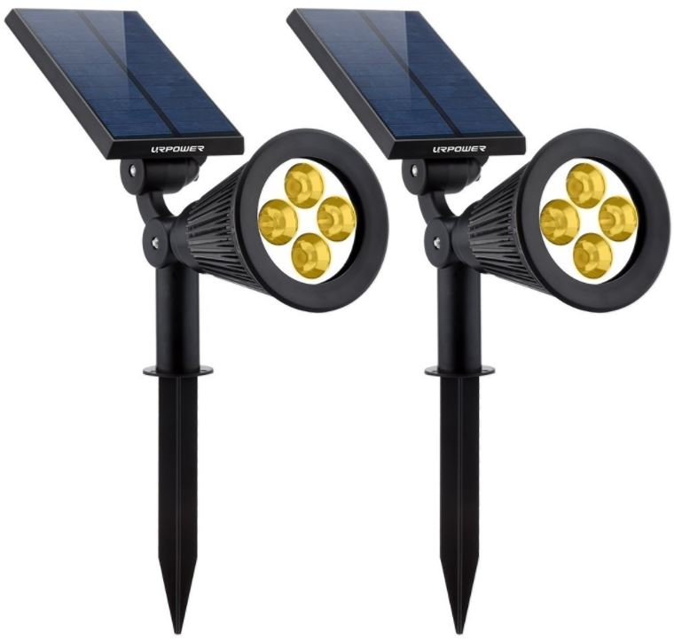 URPOWER Solar Lights 2-in-1