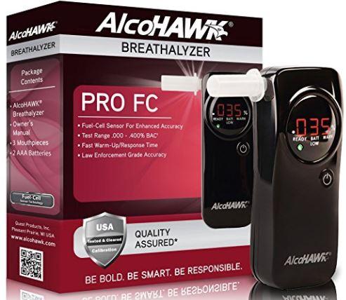 AlcoHAWK Pro FC