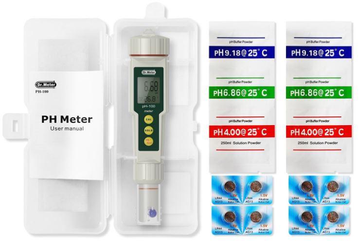 Dr Meter PH100