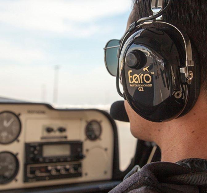 Faro G2 ANR Aviation Headset