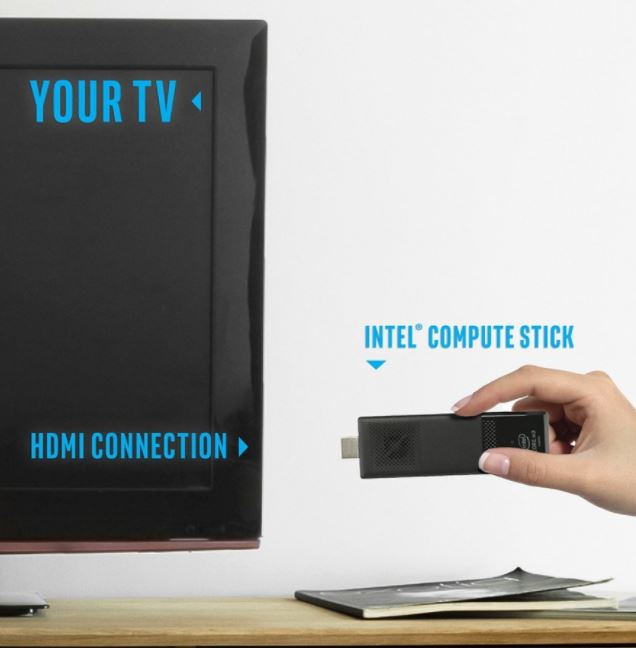 Intel Compute Stick CS325