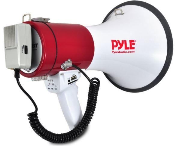 Pyle 50-Watt Megaphone