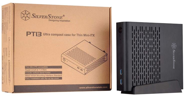 SilverStone Technology Petit PT13