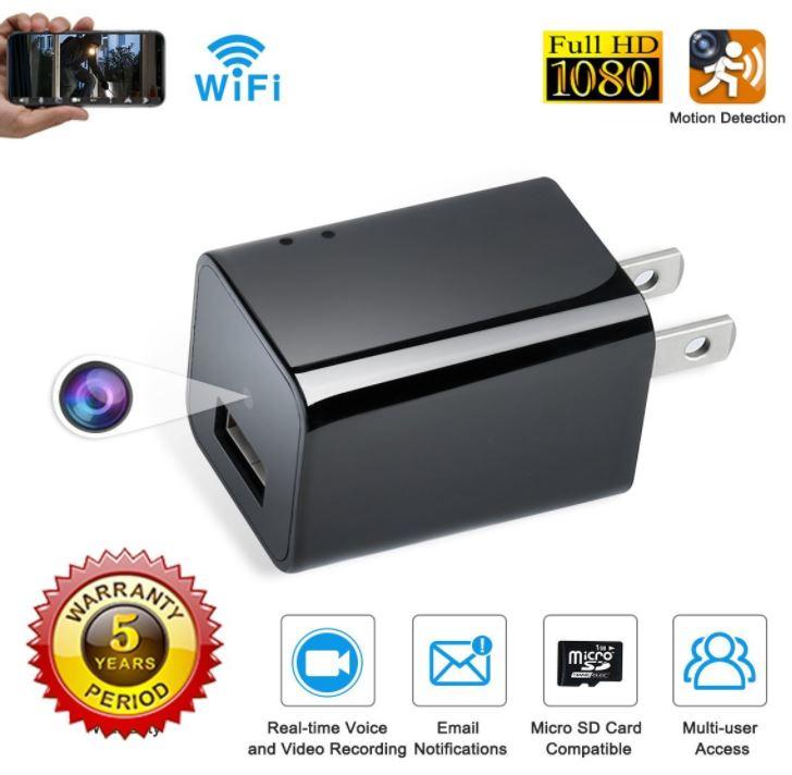 WEBLB Spy Camera