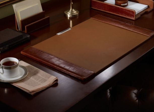 Ordinaire Leather Desk Pad