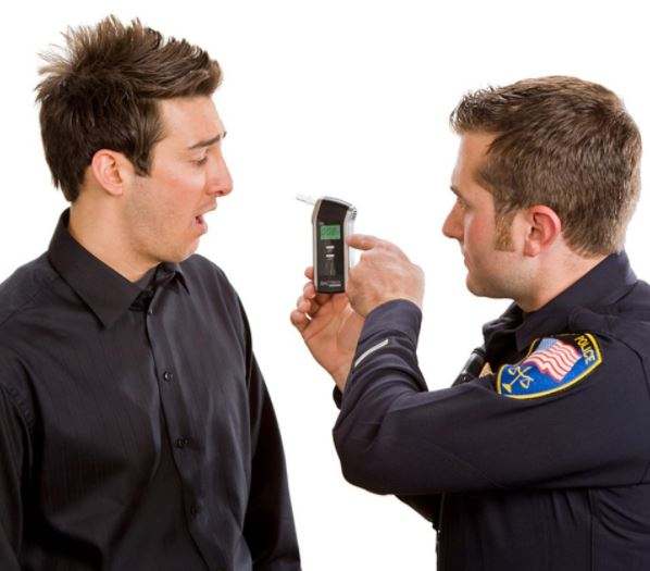 police breathalyzer