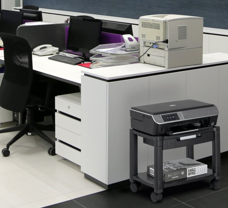 Printer Stand In Office