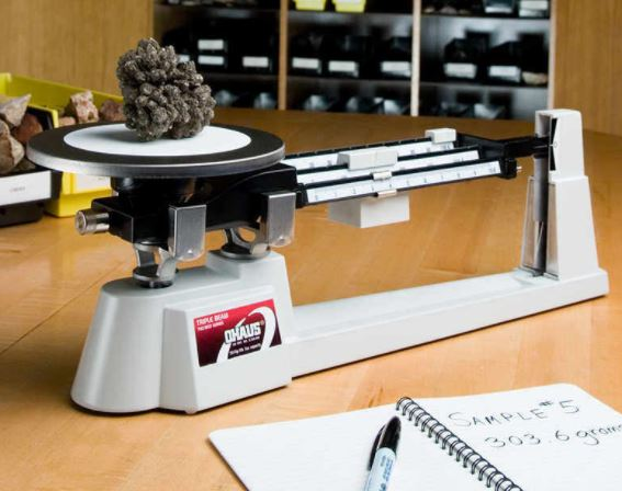Ohaus Specialty Mechanical Triple Beam Balance