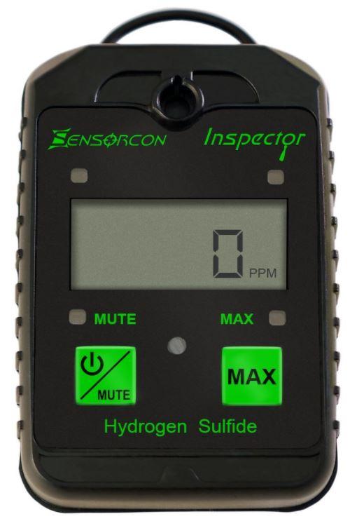 Sensorcon Hydrogen Sulfide Detector and Meter