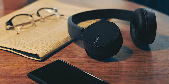 Sony WH CH500 Stamina Wireless Headphones Review Nerd Techy