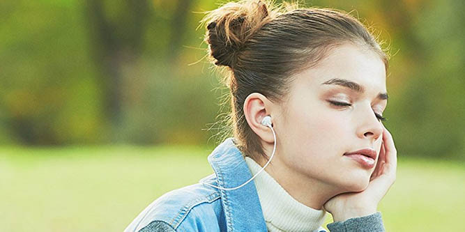 Review of the Sony WI C300 Wireless In Ear Headphones Nerd