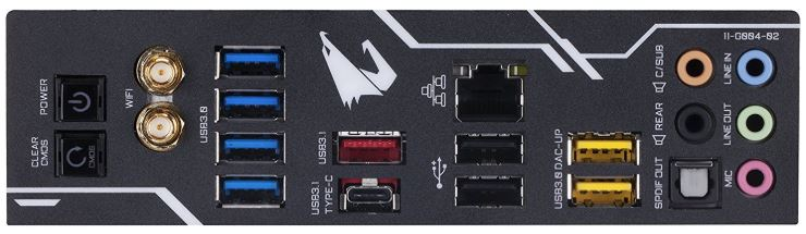 Gigabyte X470 AORUS Gaming 7