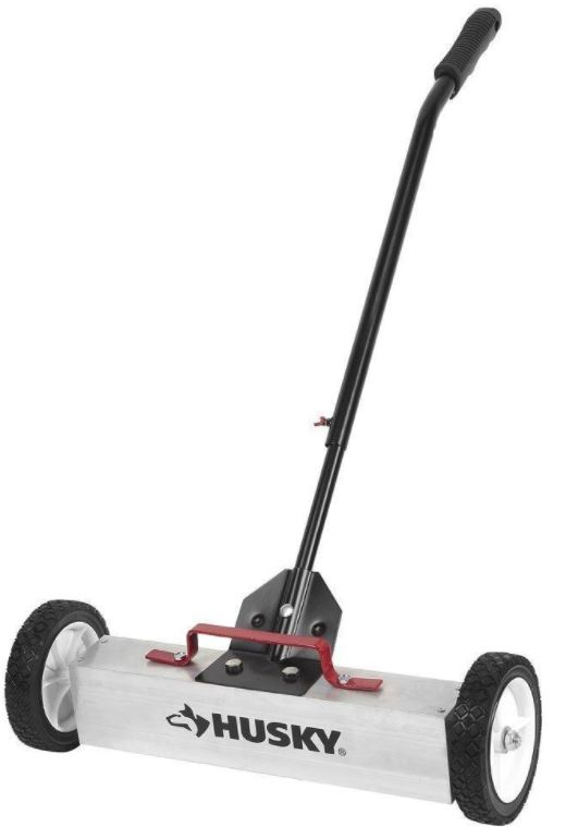 Husky Magnetic Sweeper