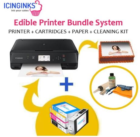 photo regarding Printable Edible Paper called The Top Specialist in the direction of the Least complicated Edible Ink Printers for 2019