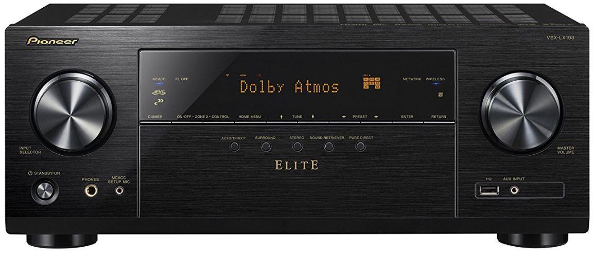 Pioneer Elite VSX-LX103