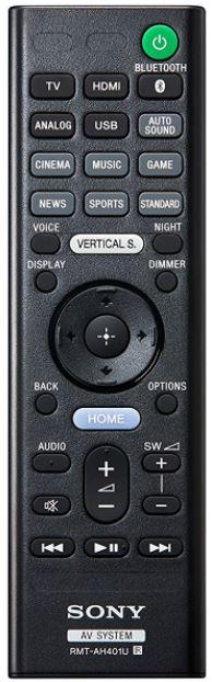 Sony HT-X9000F