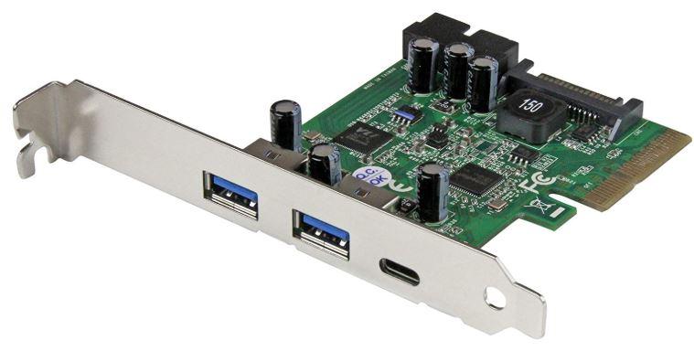 StarTech USB 31 PCIe Card