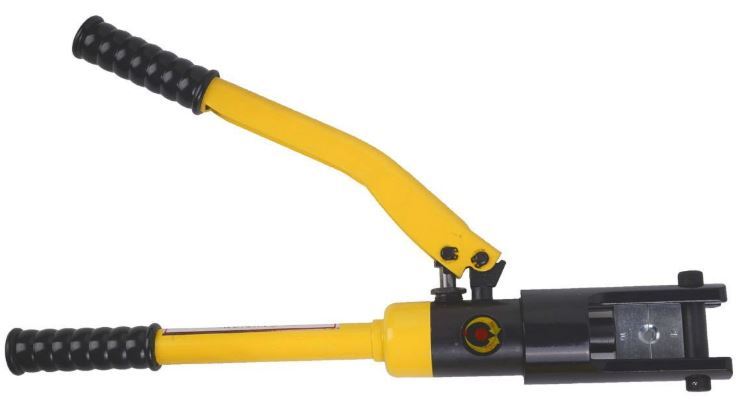 Goplus 16 Ton Hydraulic Wire Terminal Crimper