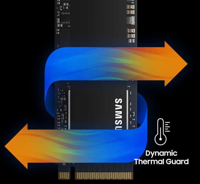 Samsung 970 PRO and EVO